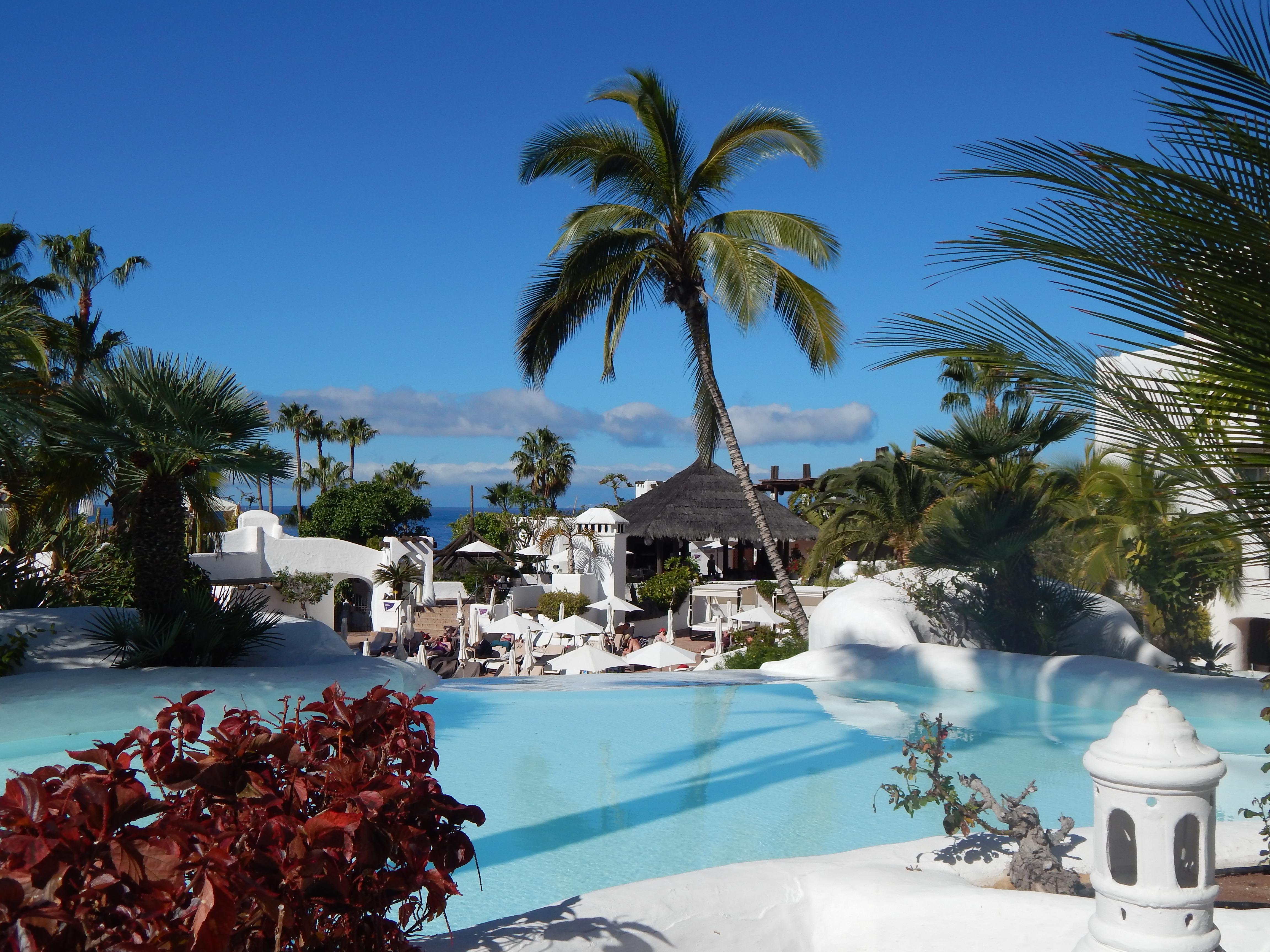 Sejour Canaries Hotel Jardin Tropical 4 Tenerife